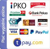 Bezpieczeństwo iwygodę płatności zapewnia tpay.com