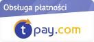 Obsługa płatności: Tpay.com
