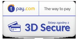Płać bezpiecznie kartą z Tpay.com